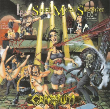 Cranium - Speed Metal Slaughter