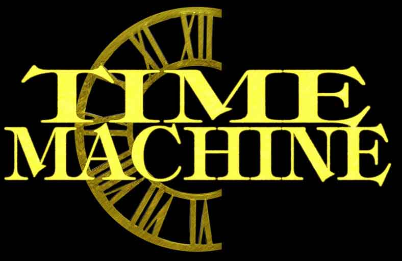 Time Machine - Logo