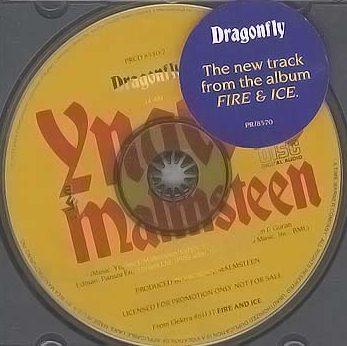 Yngwie J. Malmsteen - Dragonfly