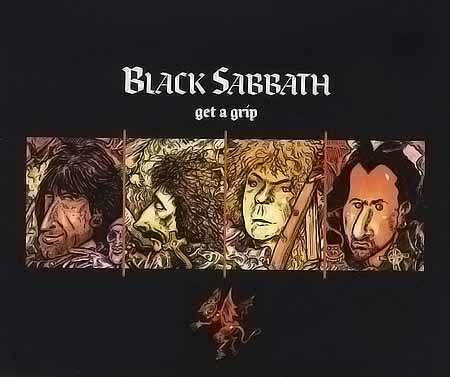 Black Sabbath - Get a Grip