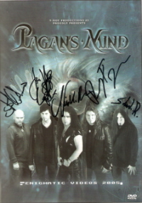 Pagan's Mind - Enigmatic Videos 2005