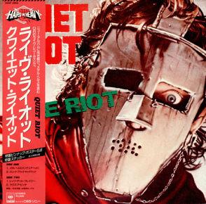 Quiet Riot - Live Riot