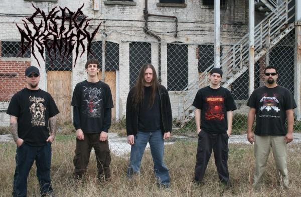 Cystic Dysentery - Photo