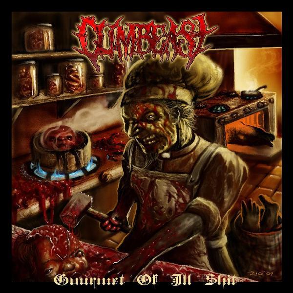 Cumbeast - Gourmet of Ill Shit