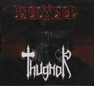 Decayed / Thugnor - Satanic Blast / At the Gates...