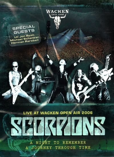 Scorpions - Live at Wacken Open Air 2006: A Night to Remember