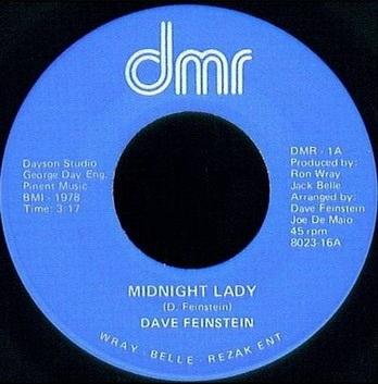 Dave Feinstein - Midnight Lady / Ship on a Stormy Sea