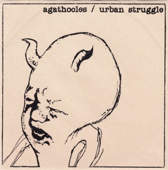 Agathocles - Agathocles / Urban Struggle