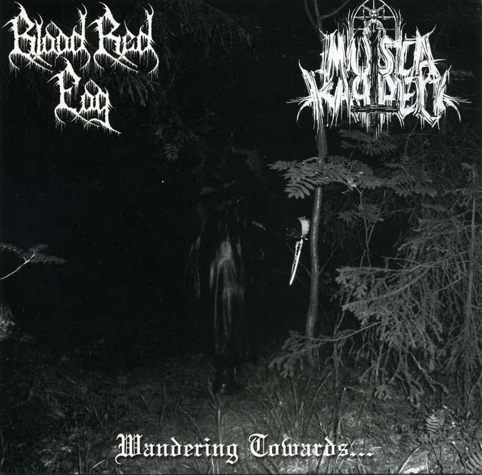 Blood Red Fog / Musta Kappeli - Wandering Towards...