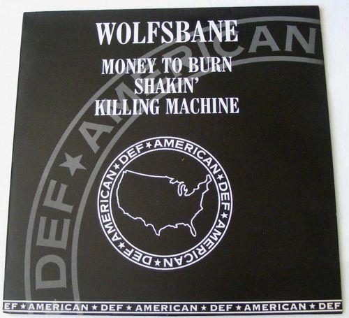 Wolfsbane - Money to Burn