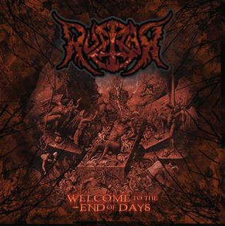 Rutah - Welcome to the End of Days