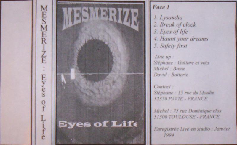 Mesmerize - Eyes of Life