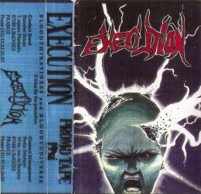 Execution - Promo Tape 1994