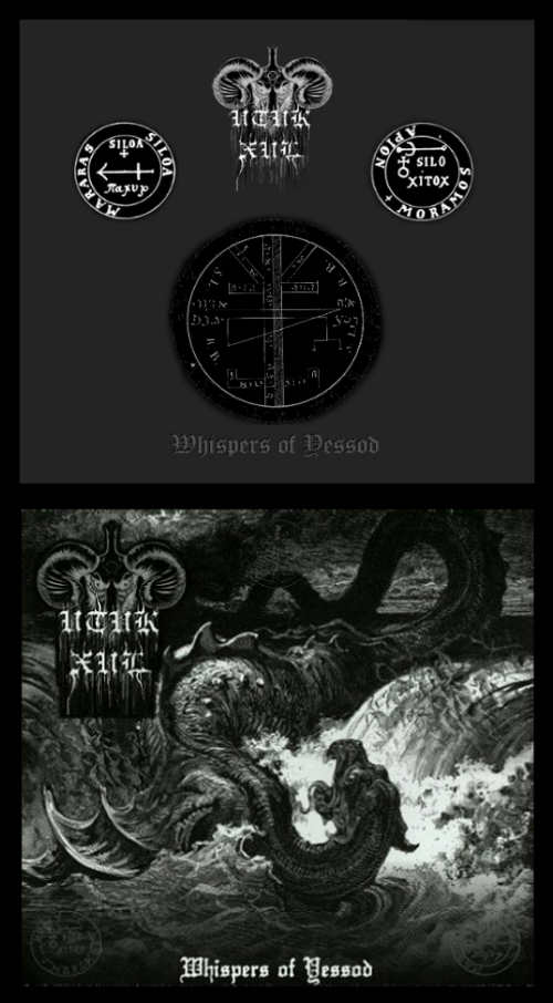 Utuk-Xul - Whispers of Yessod