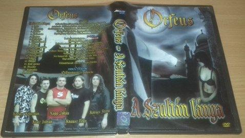 Orfeus - A Szultán lánya