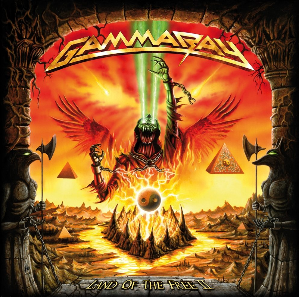 Gamma Ray - Land of the Free II