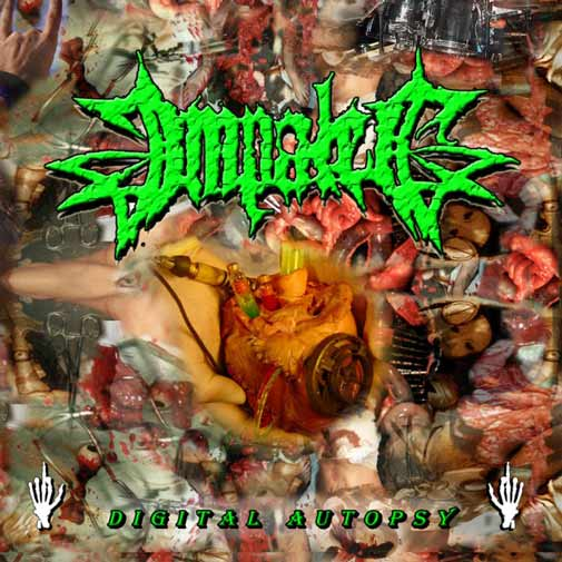 Impaled - Digital Autopsy