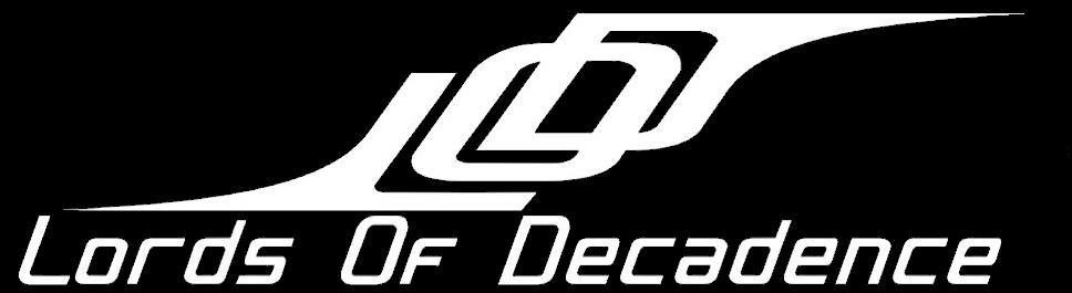 Lords of Decadence - Logo