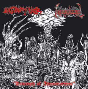 Blasphemophagher / Necroholocaust - Triumph of Abominations