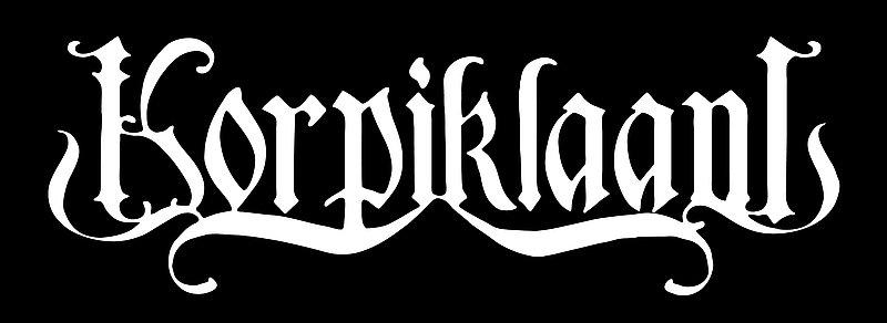 Korpiklaani - Logo