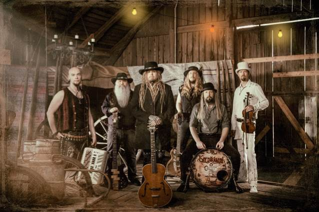 Korpiklaani - Photo