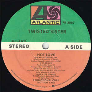 Twisted Sister - Hot Love