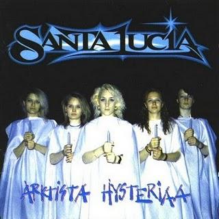 Santa Lucia - Arktista hysteriaa