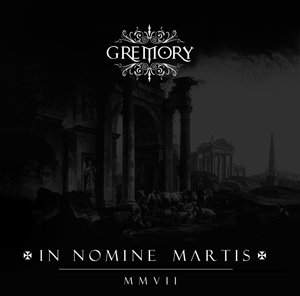 Gremory - In Nomine Martis