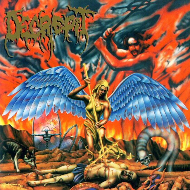 Decrepit - Acrimonium
