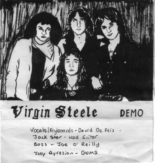 Virgin Steele - Demo