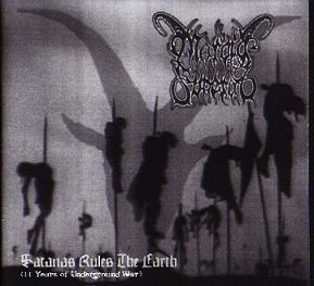 Morbid Funeral - Satanas Rules the Earth (11 Fuckin' Years of Underground War)