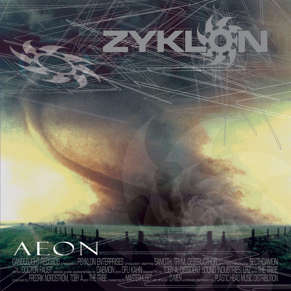 Zyklon Aeon Encyclopaedia Metallum The Metal Archives
