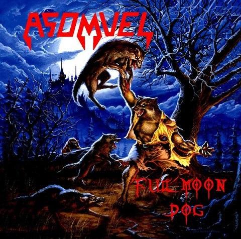 Asomvel - Full Moon Dog