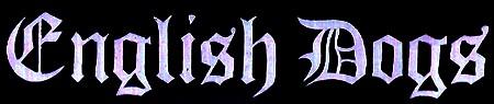 English Dogs - Logo