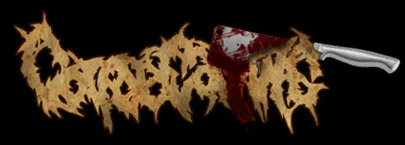Corpse Carving - Logo