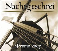 Nachtgeschrei - Promo 2007
