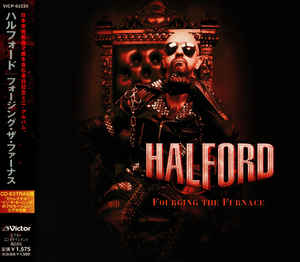 Halford - Fourging the Furnace