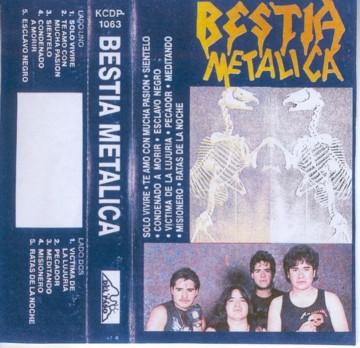 Bestia Metálica - Demo 1989