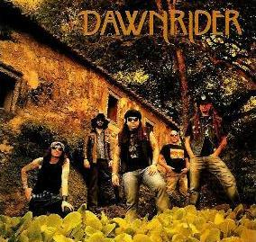 Dawnrider - Alpha Chapter