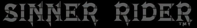 Sinner Rider - Logo