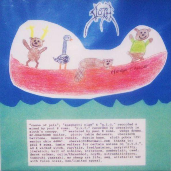 Sloth - Mega Canoe