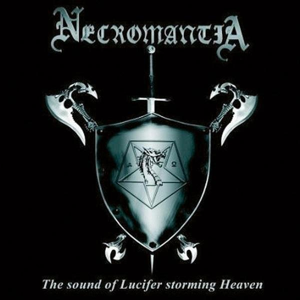Necromantia  - The sound of Lucifer storming heaven (2007)