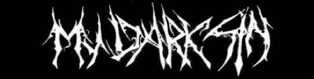 My Dark Sin - Logo