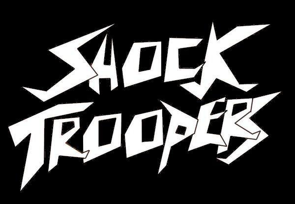 Shock Troopers - Logo