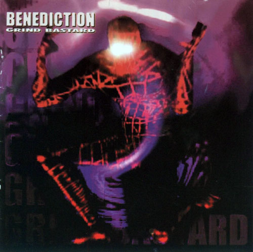 Benediction - Grind Bastard