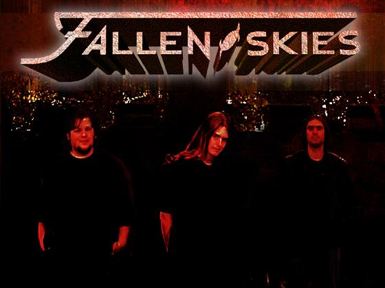 Fallen Skies - Photo