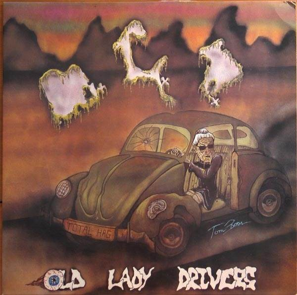 O.L.D. - Old Lady Drivers