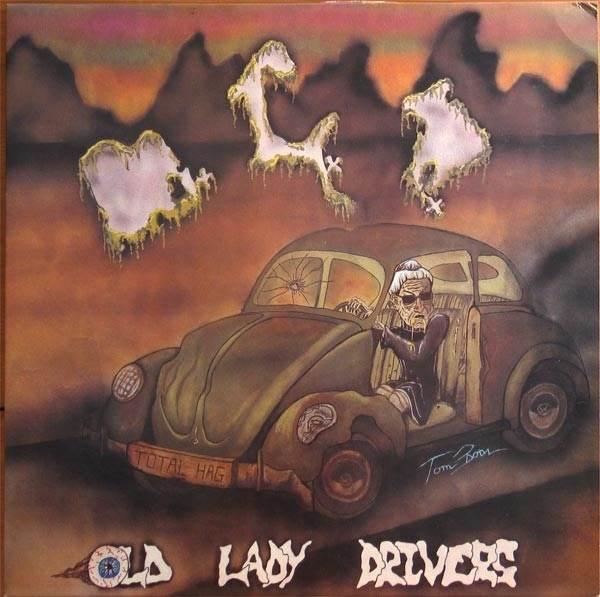 O.L.D. - Old Lady Drivers