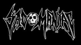 Sadomaniac - Logo