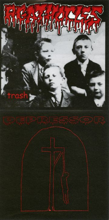 Agathocles / Depressor - Trash / Untitled